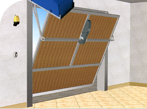 Servicios puertas automticas automatizacin de puertas for Puertas garaje automaticas